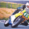 Alan Oversby Manx Grand Prix