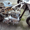 Royal Enfield rises from the ashes……….or at least the chaos I call a garage!